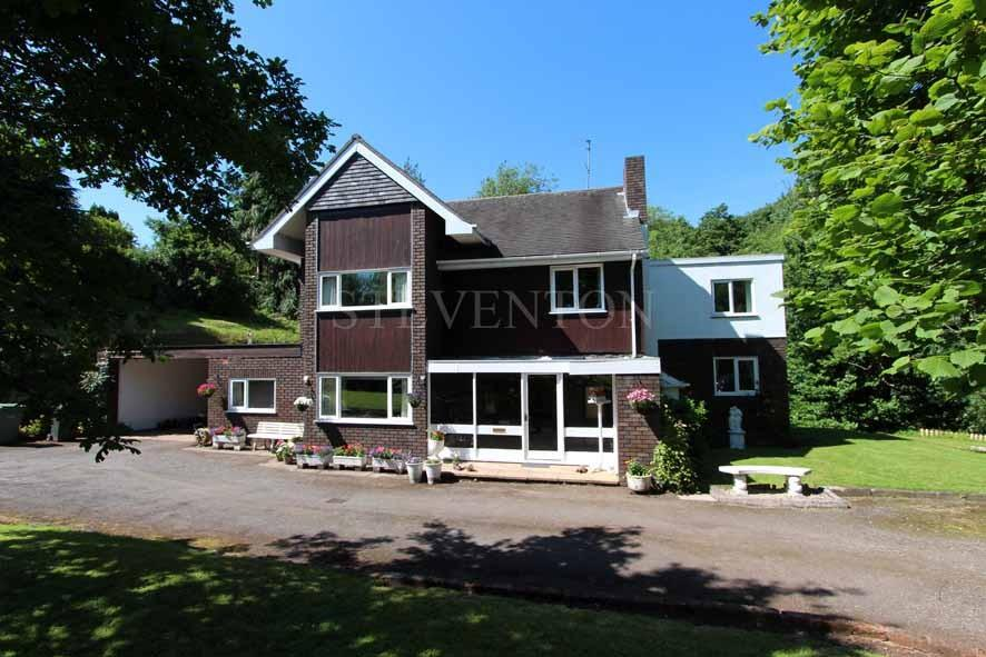 4 Bedrooms Detached House for sale in Old Mill House, Holyhead Road, Shifnal, Shropshire