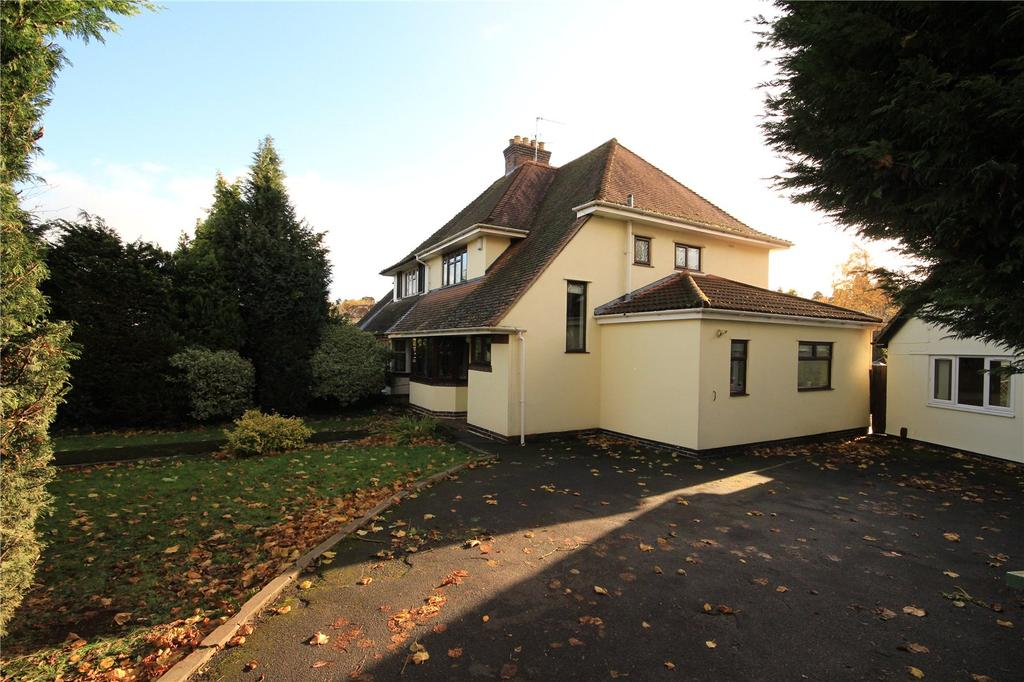 3 Bedrooms Semi Detached House for sale in Overndale Road, Downend, Bristol, BS16