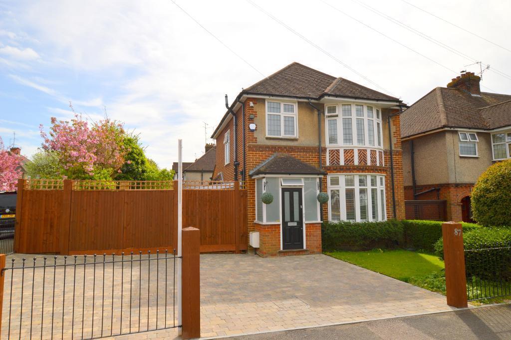 3 Bedrooms Detached House for sale in Elmwood Crescent, Luton, LU2 7HZ