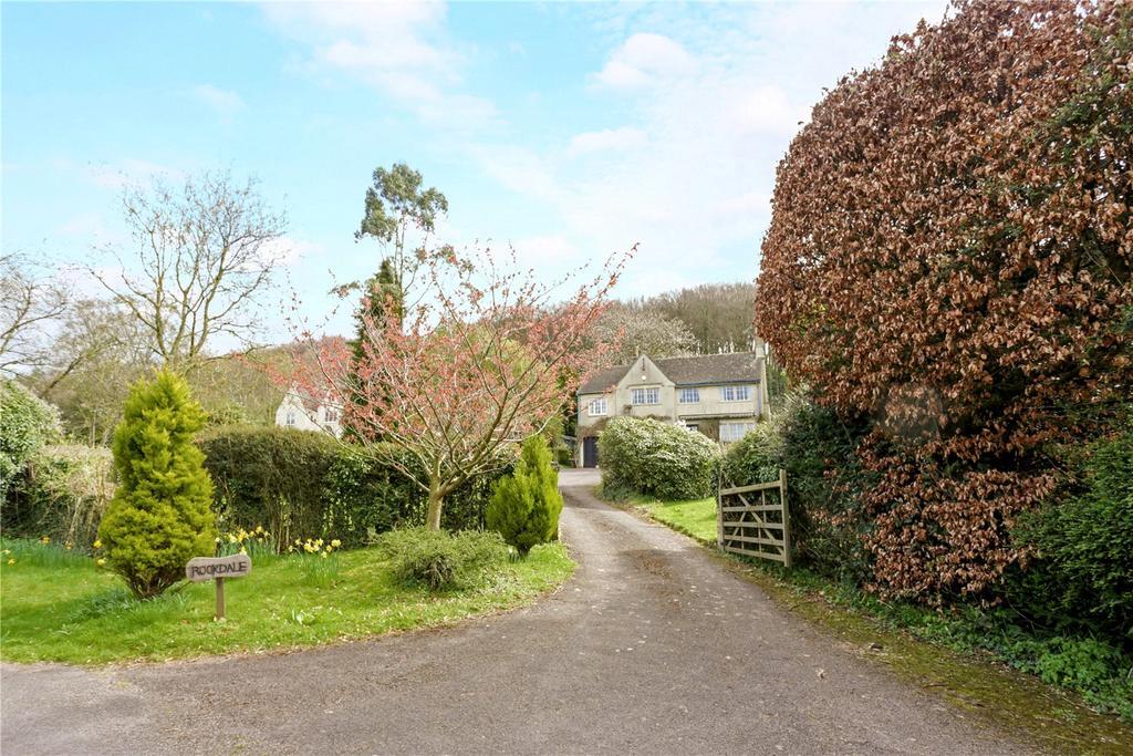 4 Bedrooms Detached House for sale in Longridge, Sheepscombe, Stroud, Gloucestershire, GL6