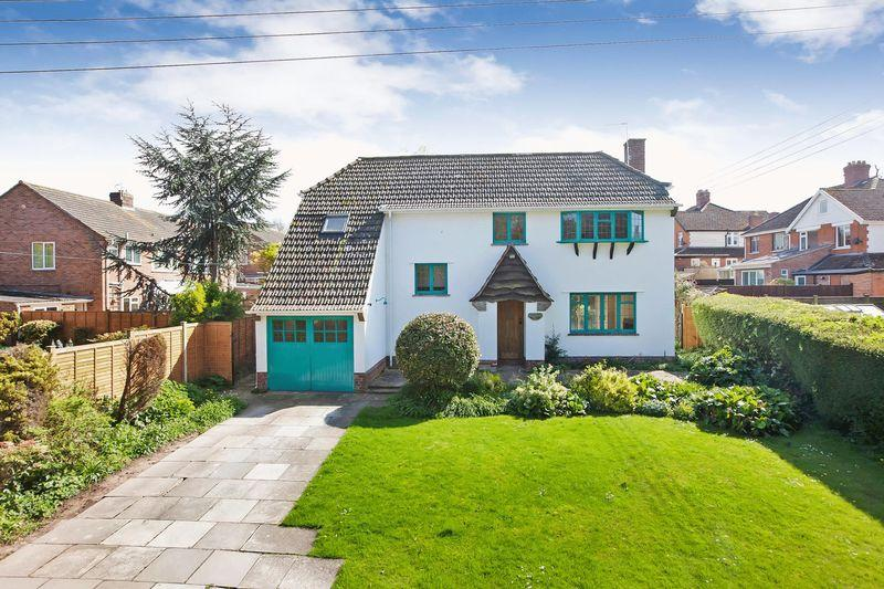 4 Bedrooms Detached House for sale in Church Road, Wembdon