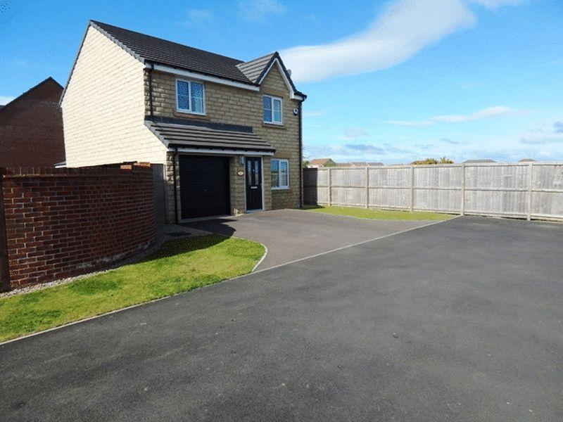 4 Bedrooms Detached House for sale in Hexham Gardens, Crofton Grange, Blyth