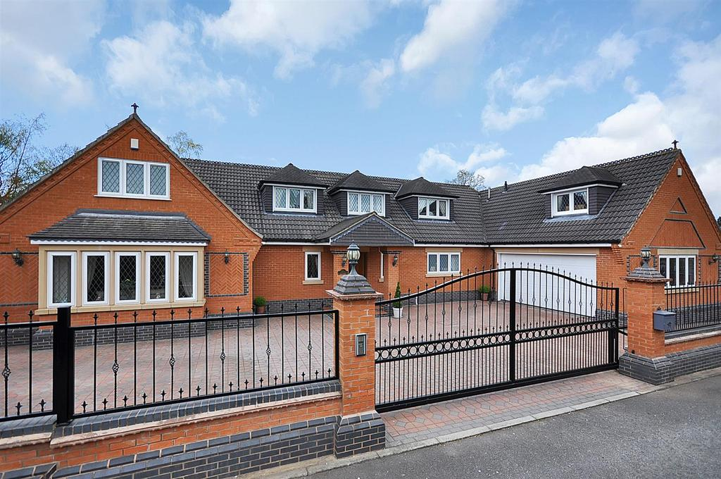 7 Bedrooms Detached House for sale in Nottingham Road, Ravenshead