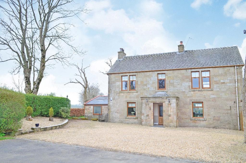 3 Bedrooms Farm House Character Property for sale in Kirkland House, North Kirklands, Eaglesham, East Renfrewshire, G76 0NT