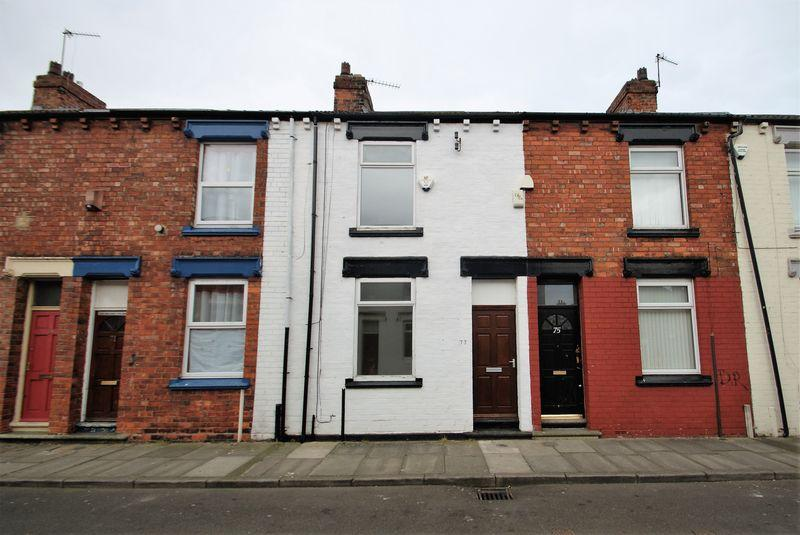 3 Bedrooms Terraced House for sale in Aubrey Street, Middlesbrough