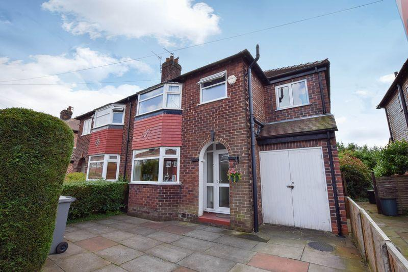 4 Bedrooms Semi Detached House for sale in Vale Road, Timperley, Altrincham