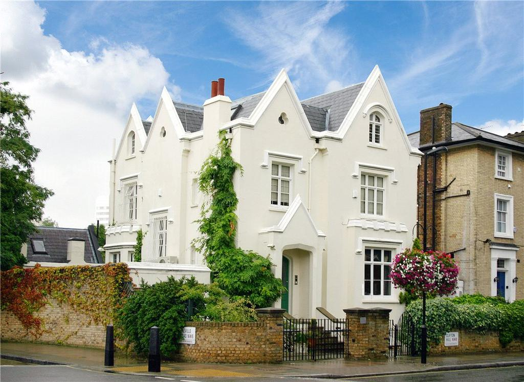 5 Bedrooms Detached House for sale in Clifton Hill, London, NW8
