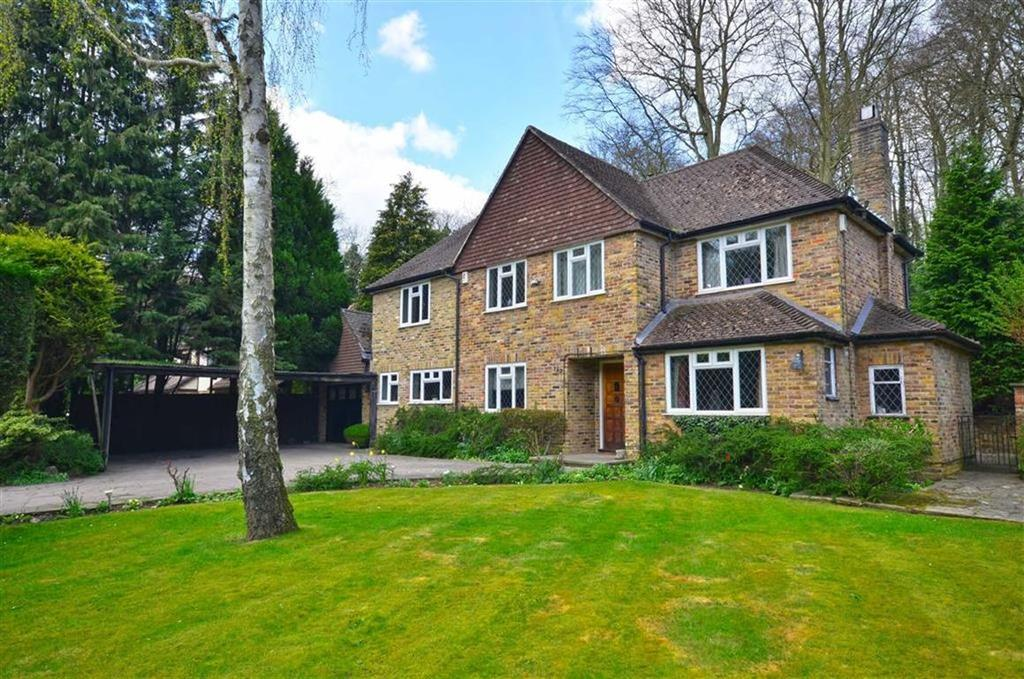 5 Bedrooms Detached House for sale in Valley Road, Rickmansworth, Hertfordshire, WD3