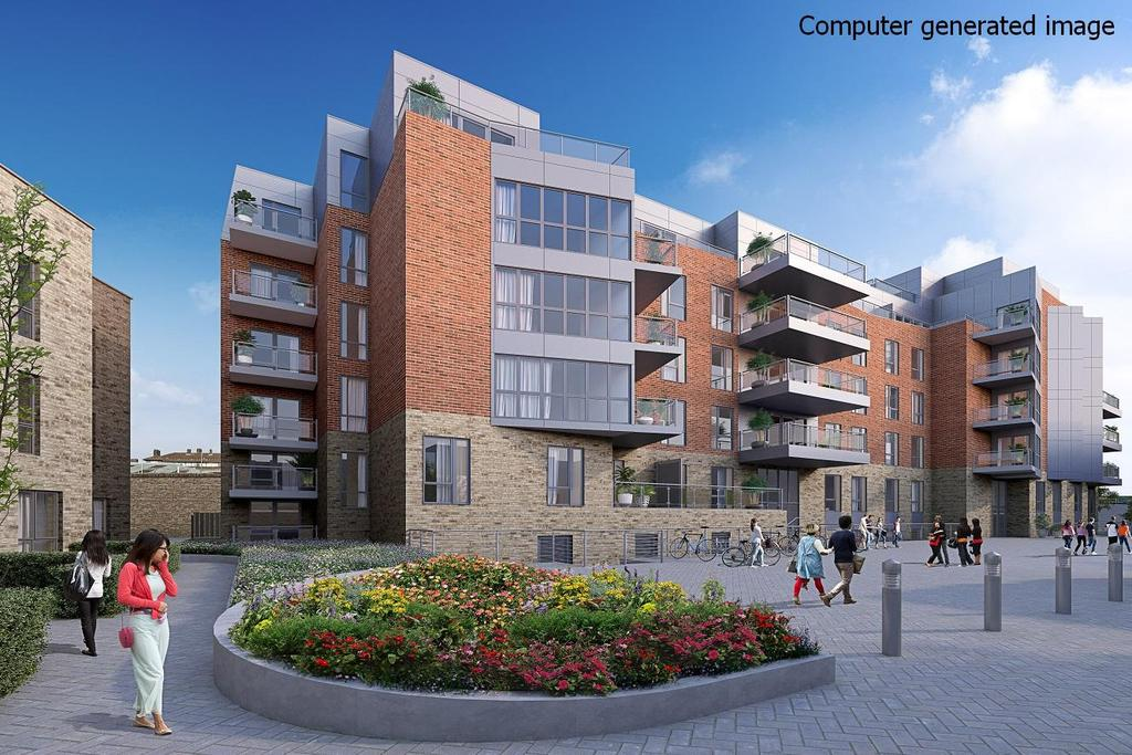 2 Bedrooms Flat for sale in Walworth Road, Elephant Castle, SE17