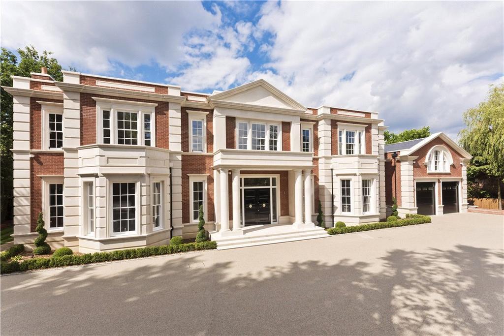 6 Bedrooms Detached House for sale in Leys Road, Oxshott, Leatherhead, Surrey, KT22