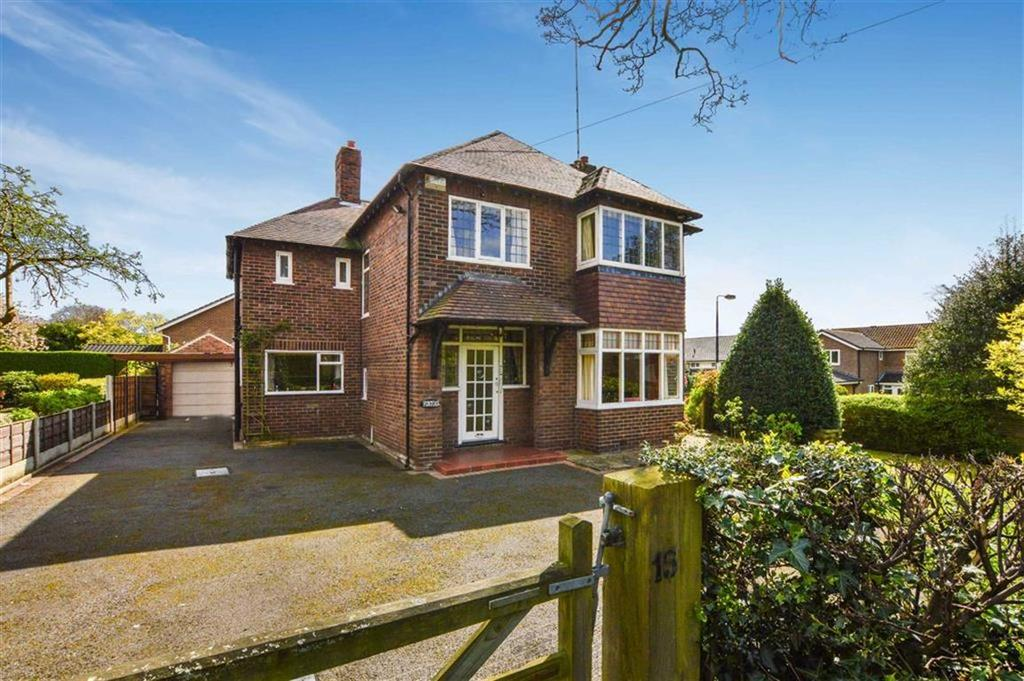 4 Bedrooms Detached House for sale in Vale Road, Bowdon, Cheshire, WA14