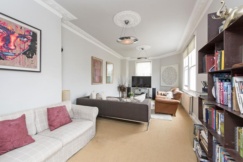 2 Bedrooms End Of Terrace House for sale in Fernhurst Road, SW6