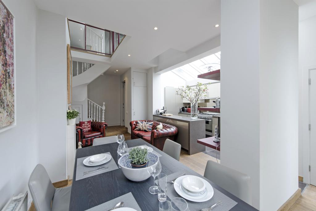 2 Bedrooms Flat for sale in Fernhurst Road, SW6