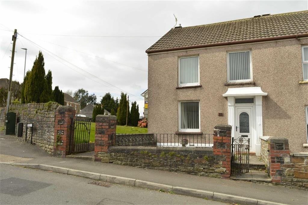2 Bedrooms Semi Detached House for sale in Swansea Road, Waunarlwydd, Swansea