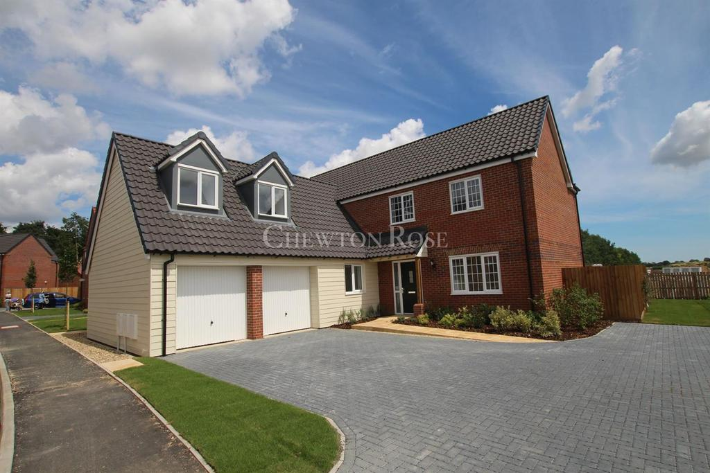 5 Bedrooms Detached House for sale in Saxon Fields, Blofield