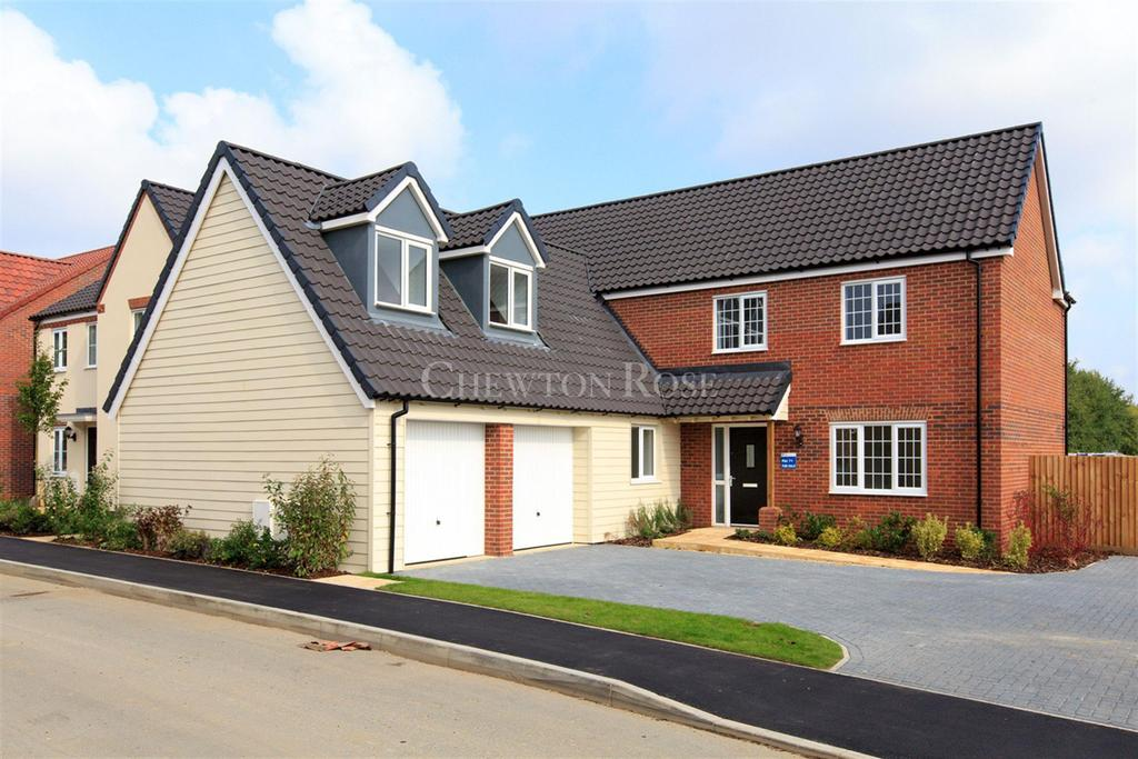 5 Bedrooms Detached House for sale in Plot 071 The Woburn, Saxon Fields