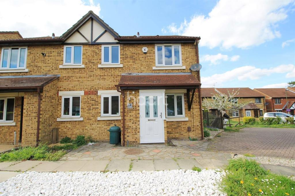 1 Bedroom End Of Terrace House for sale in Stanton Close, Orpington, Kent, BR5 4RN