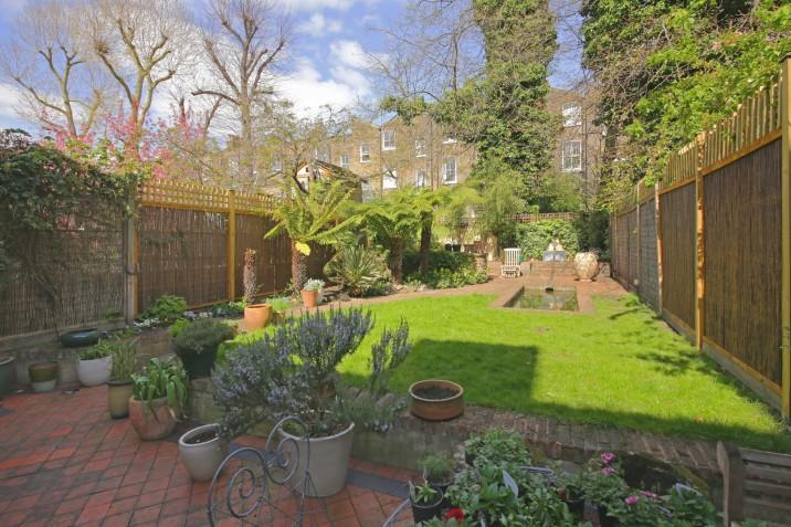 5 Bedrooms Terraced House for sale in Patshull Road