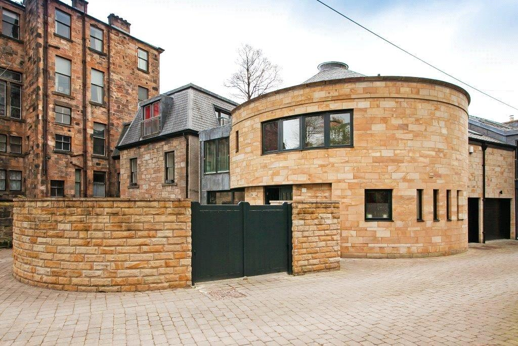 3 Bedrooms House for sale in The Roundhouse, Kensington Gate Lane, Dowanhill, Glasgow