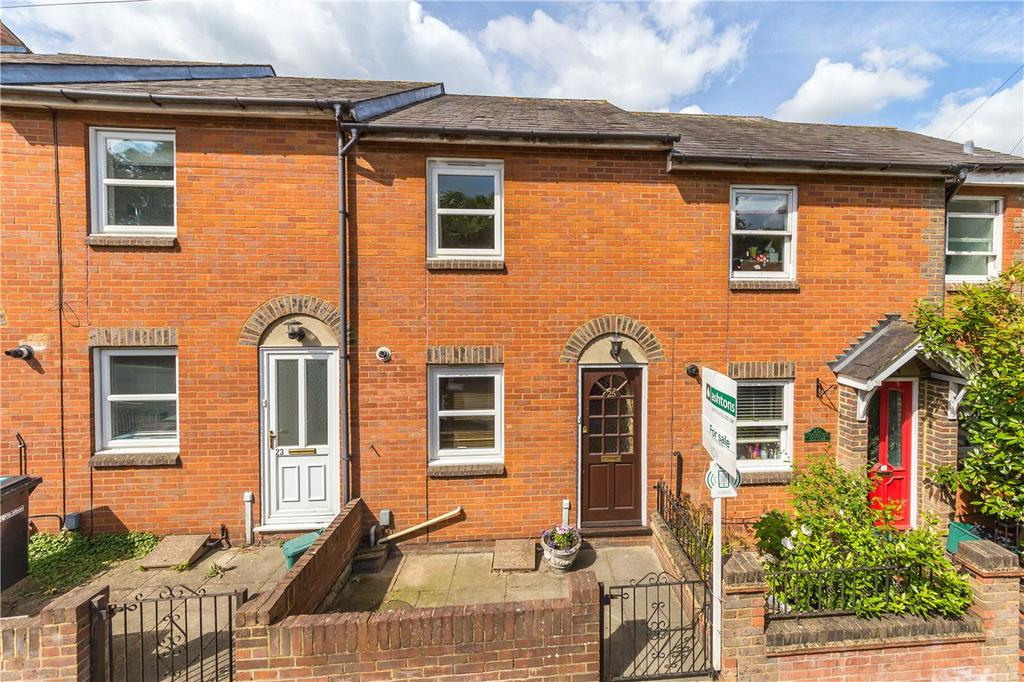 2 Bedrooms Terraced House for sale in Normandy Road, St. Albans, Hertfordshire