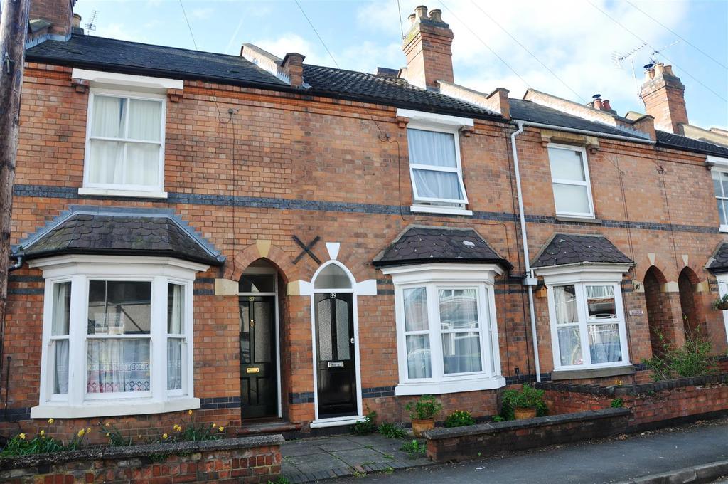 3 Bedrooms Terraced House for sale in Paradise Street, Warwick