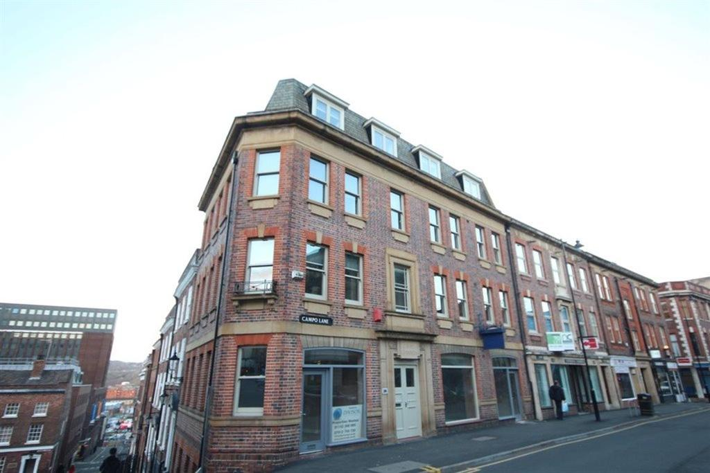2 Bedrooms Apartment Flat for rent in 2 Campo Chambers, Campo Lane, Sheffield, S1 2EF