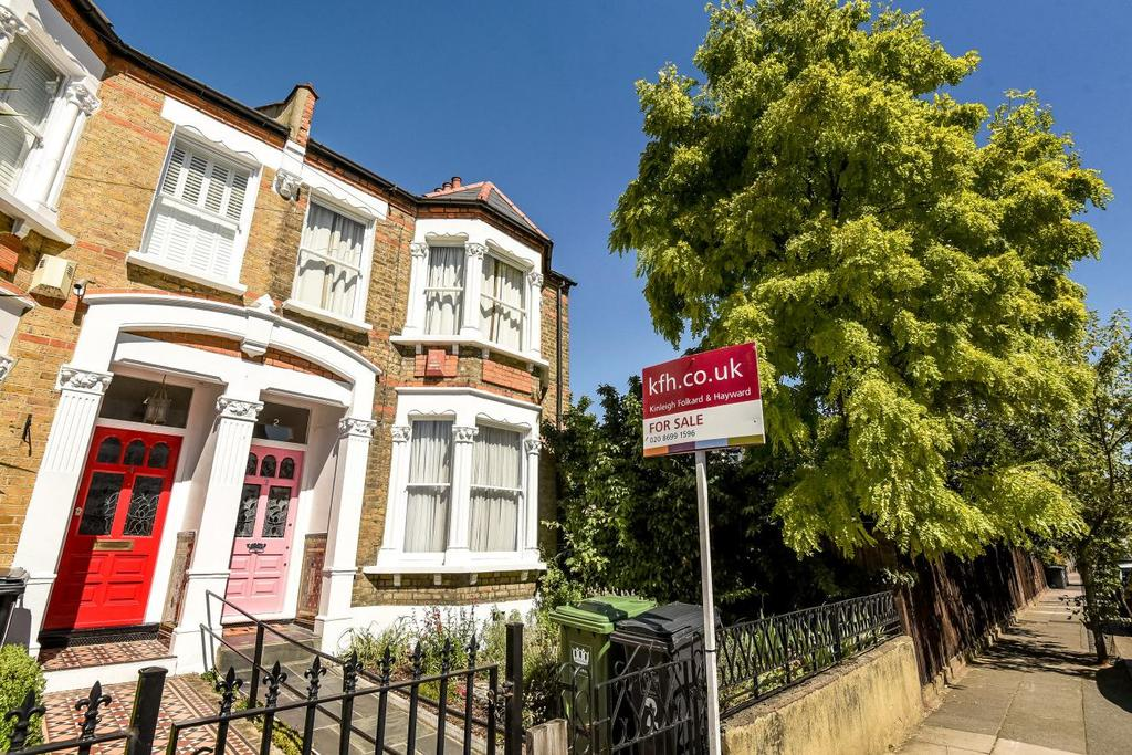 3 Bedrooms Terraced House for sale in Marler Road, Forest Hill, SE23