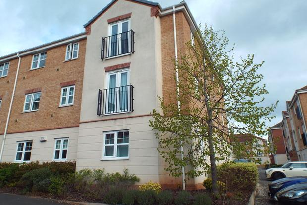 2 Bedrooms Flat for sale in Greenwood Gardens, Bilborough, Nottingham, NG8