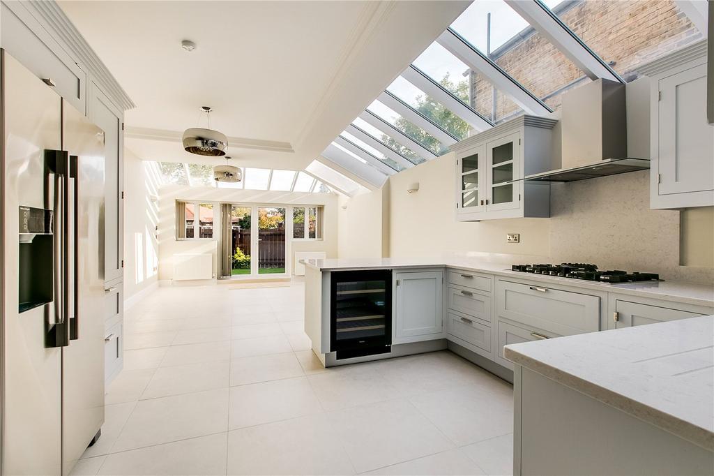 4 Bedrooms Terraced House for sale in White Hart Lane, Barnes, London