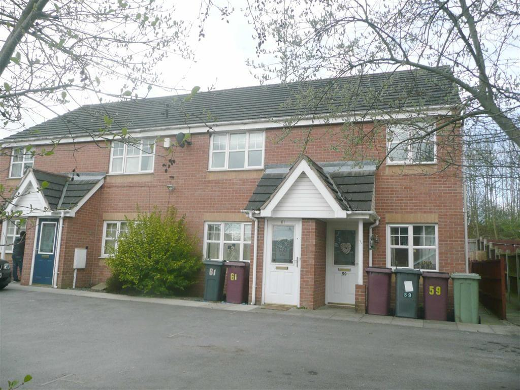 2 Bedrooms Apartment Flat for sale in Worcester Close, Clay Cross, Chesterfield, S45