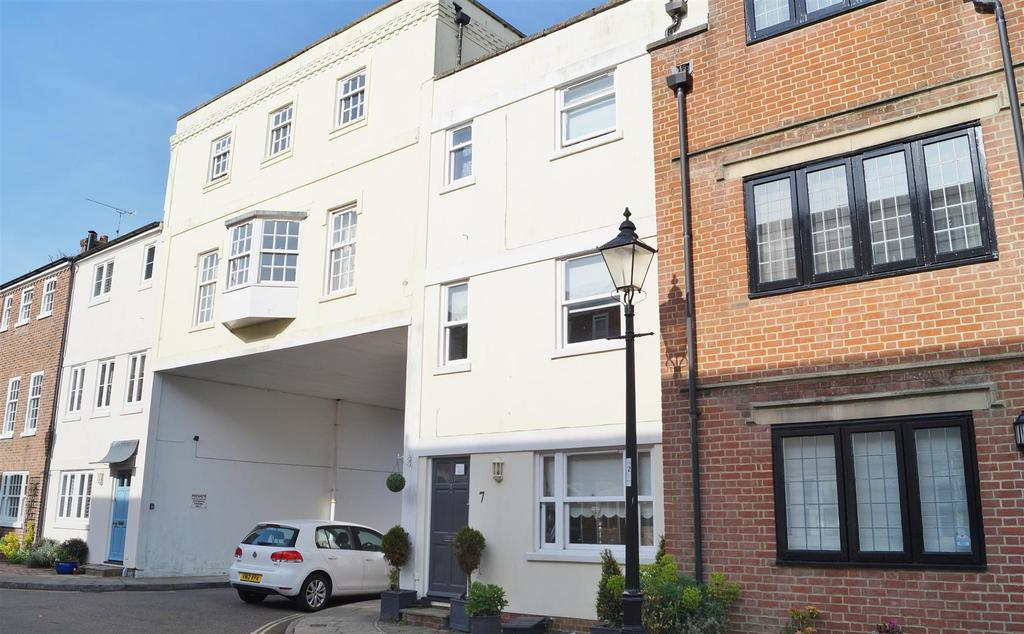 4 Bedrooms Terraced House for sale in Nineveh Shipyard, Arundel