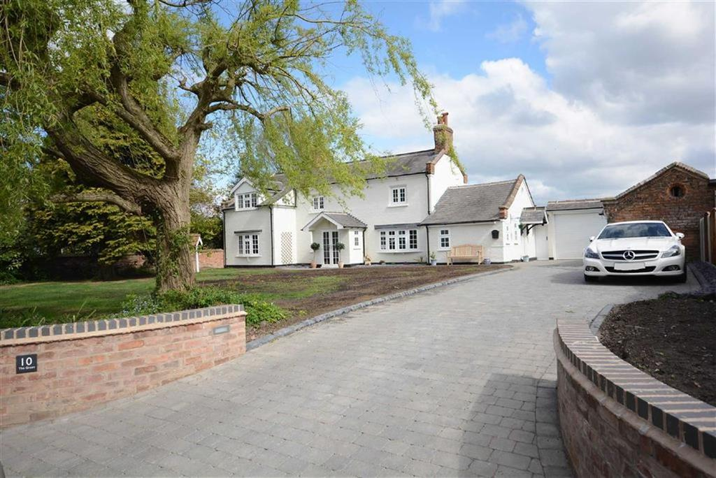 4 Bedrooms Detached House for sale in The Green, Radcliffe on Trent