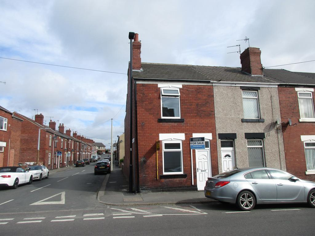2 Bedrooms End Of Terrace House for sale in Rawmarsh, Rotherham S62