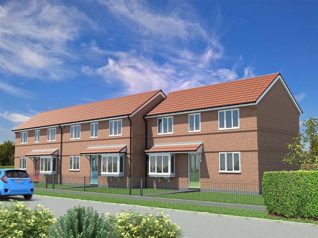 2 Bedrooms Terraced House for sale in Marfleet Sidings, Hull, East Yorkshire, HU9