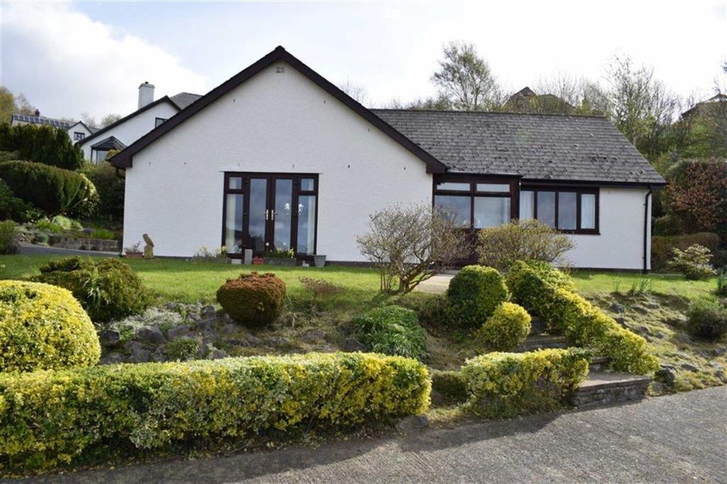 3 Bedrooms Detached Bungalow for sale in 8, Ffordd Mynydd Griffiths, Machynlleth, Powys, SY20