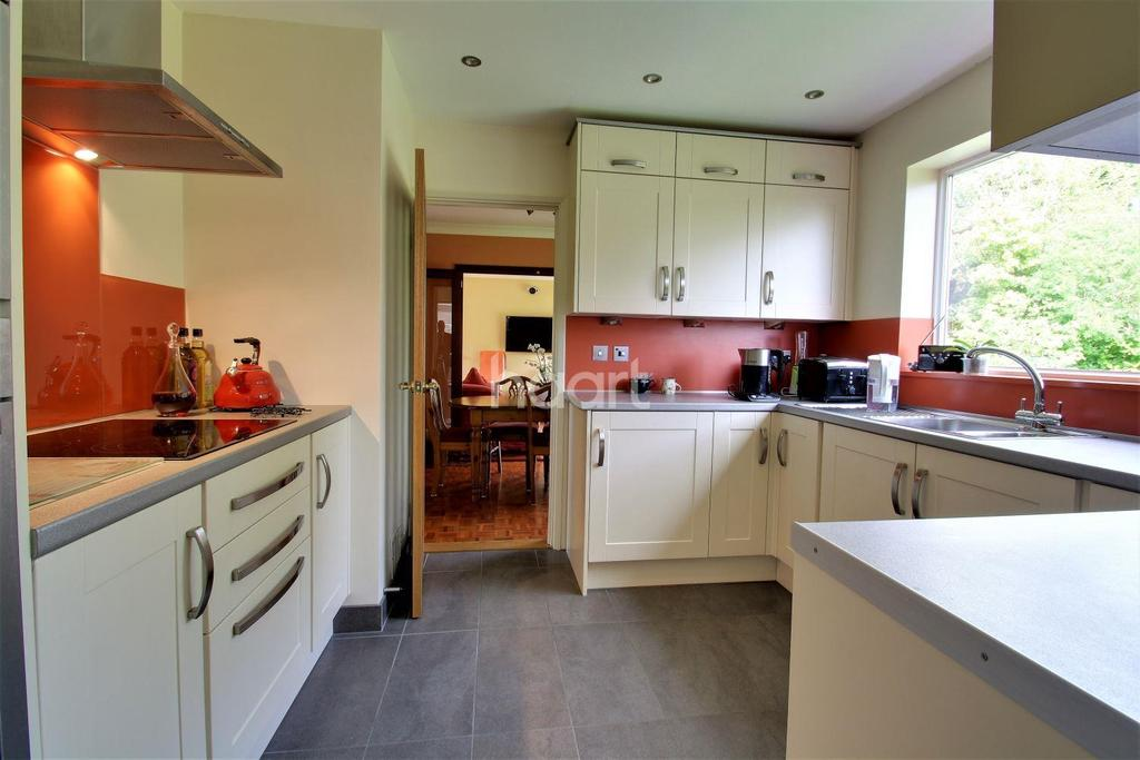 4 Bedrooms Detached House for sale in Red House Gardens, Wateringbury, ME18