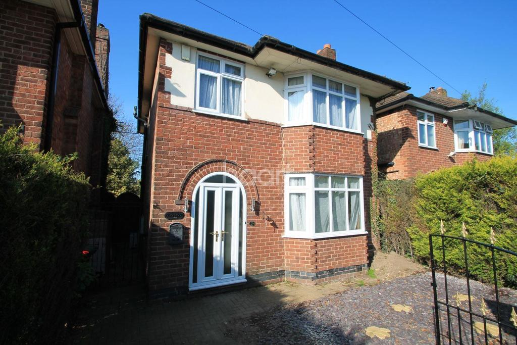 3 Bedrooms Detached House for sale in Grenville Drive, Stapleford