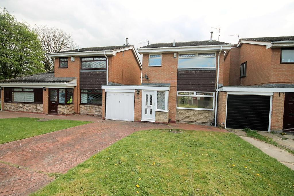 3 Bedrooms Link Detached House for sale in Dishforth Close, Thornaby