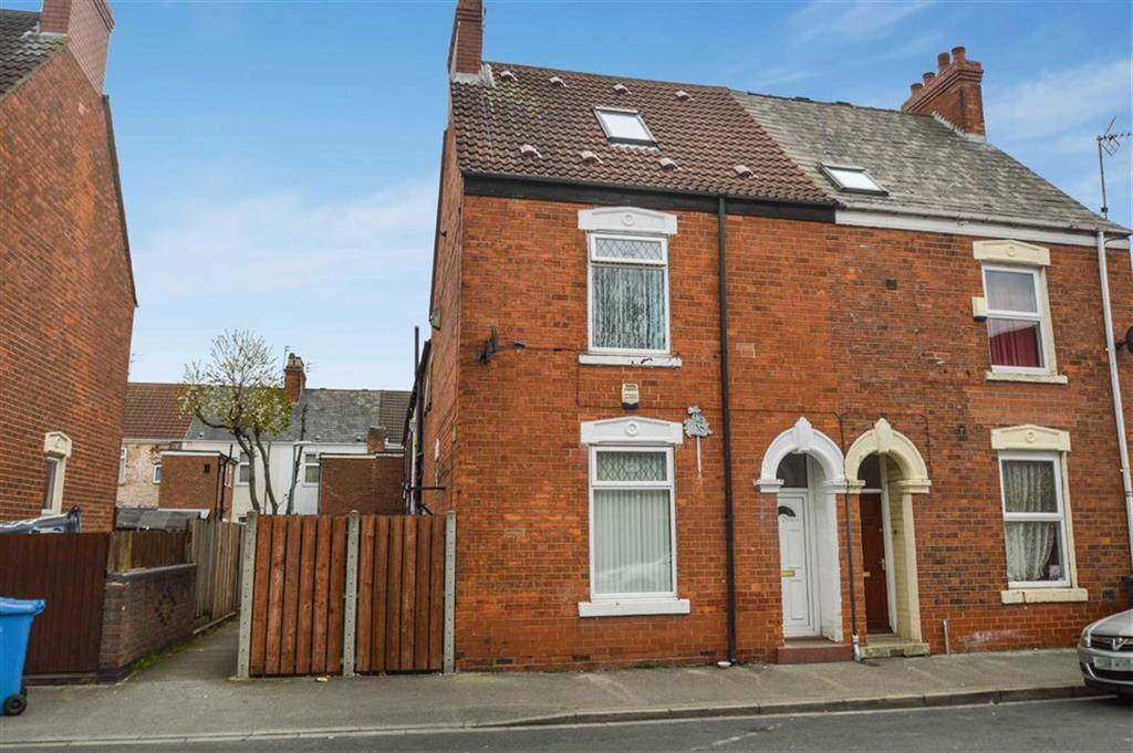 3 Bedrooms Semi Detached House for sale in Franklin Street, Hull, East Yorkshire, HU9