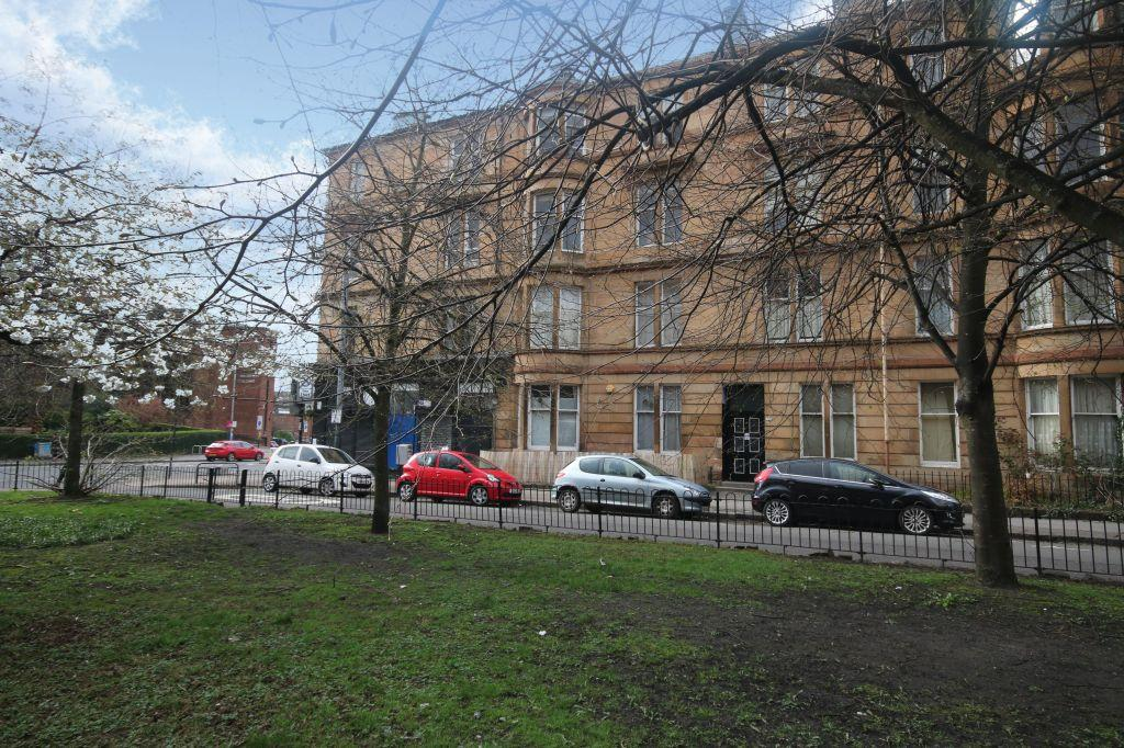 2 Bedrooms Ground Flat for sale in 0/1, 36 Woodlands Drive, Woodlands, Glasgow, G4 9DW