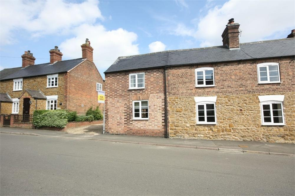 3 Bedrooms Cottage House for sale in King Street, SCALFORD, MELTON MOWBRAY