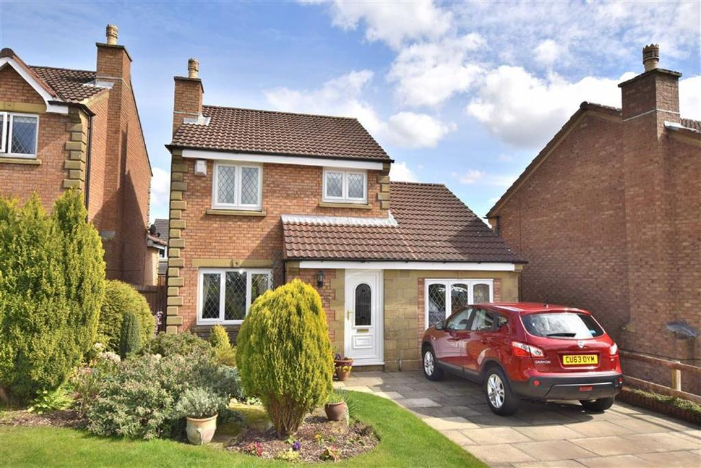 3 Bedrooms Detached House for sale in York View, Richmond