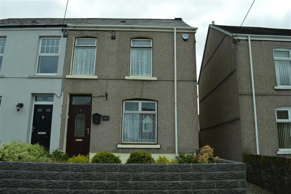 3 Bedrooms Semi Detached House for sale in Borough Road, Gorseinon, SA4