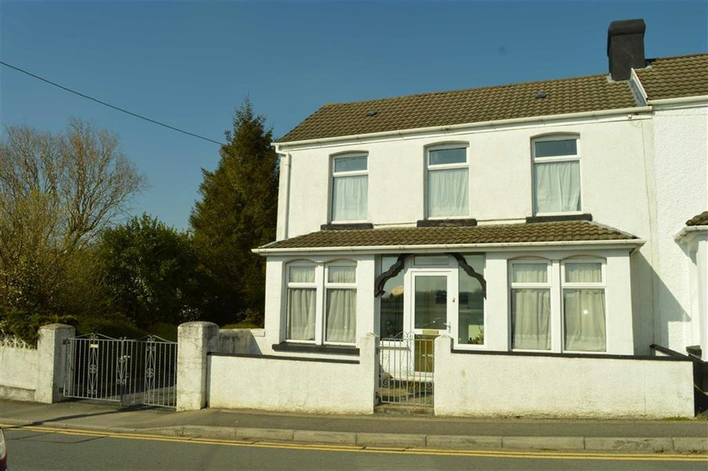3 Bedrooms Semi Detached House for sale in Oakfield Street, Swansea, SA4