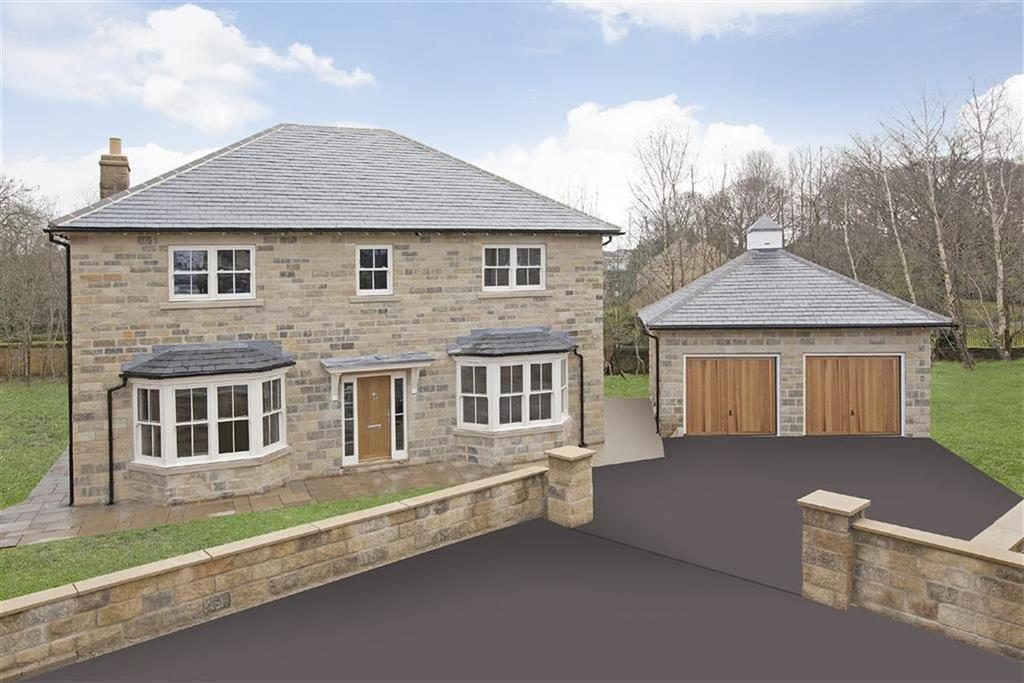 4 Bedrooms Detached House for sale in Southdown Lodge, Shepherds Court, Knaresborough, North Yorkshire