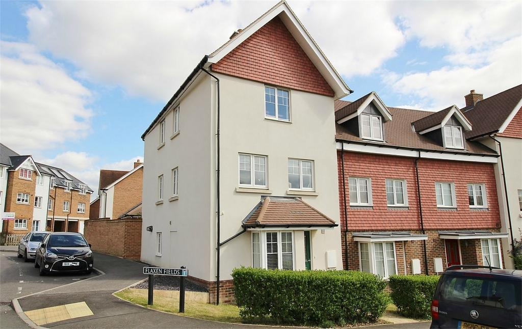 4 Bedrooms End Of Terrace House for sale in Ashengate Way, Five Ash Down, Uckfield, East Sussex