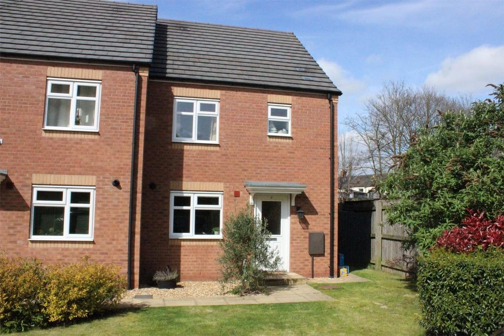 3 Bedrooms End Of Terrace House for sale in Banners Lane, HALESOWEN, West Midlands