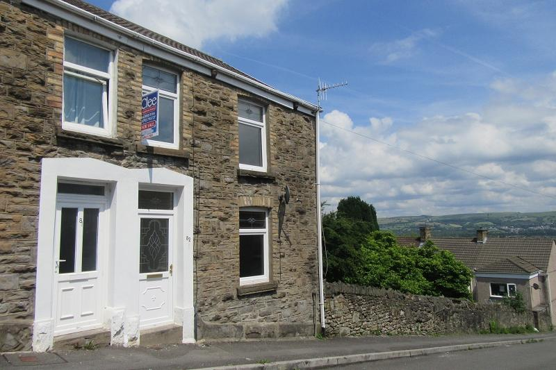 3 Bedrooms End Of Terrace House for sale in Pleasant Street, Morriston, Swansea.