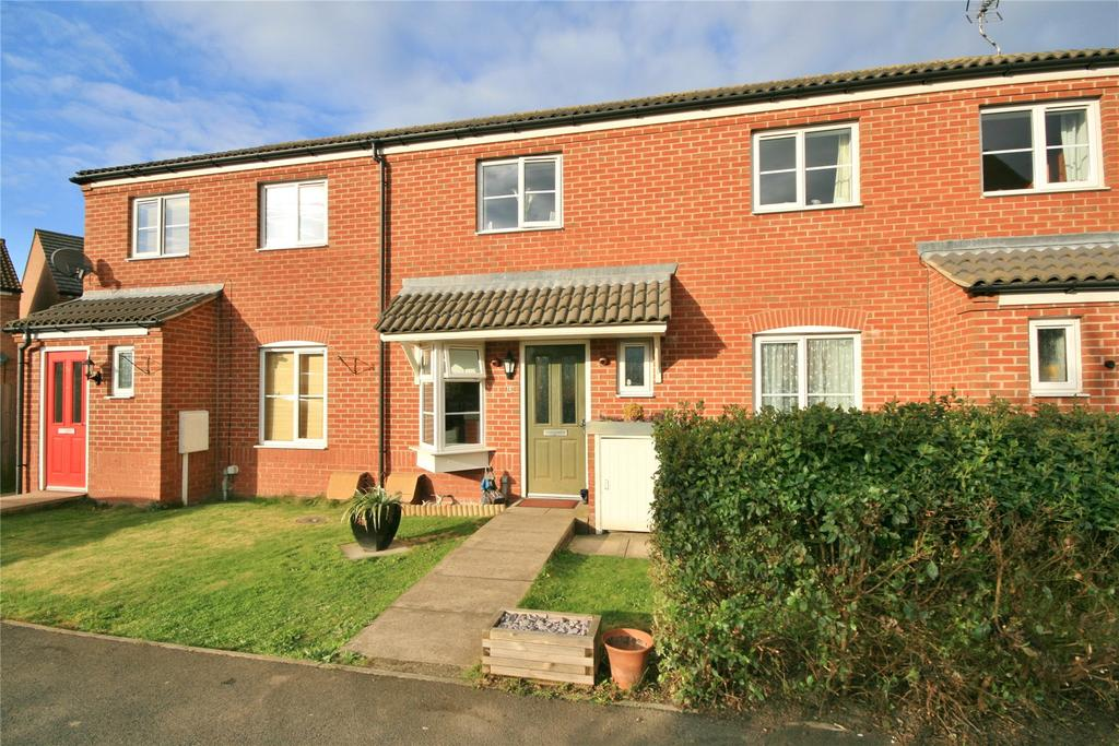2 Bedrooms Terraced House for sale in Kedleston Road, Grantham, NG31