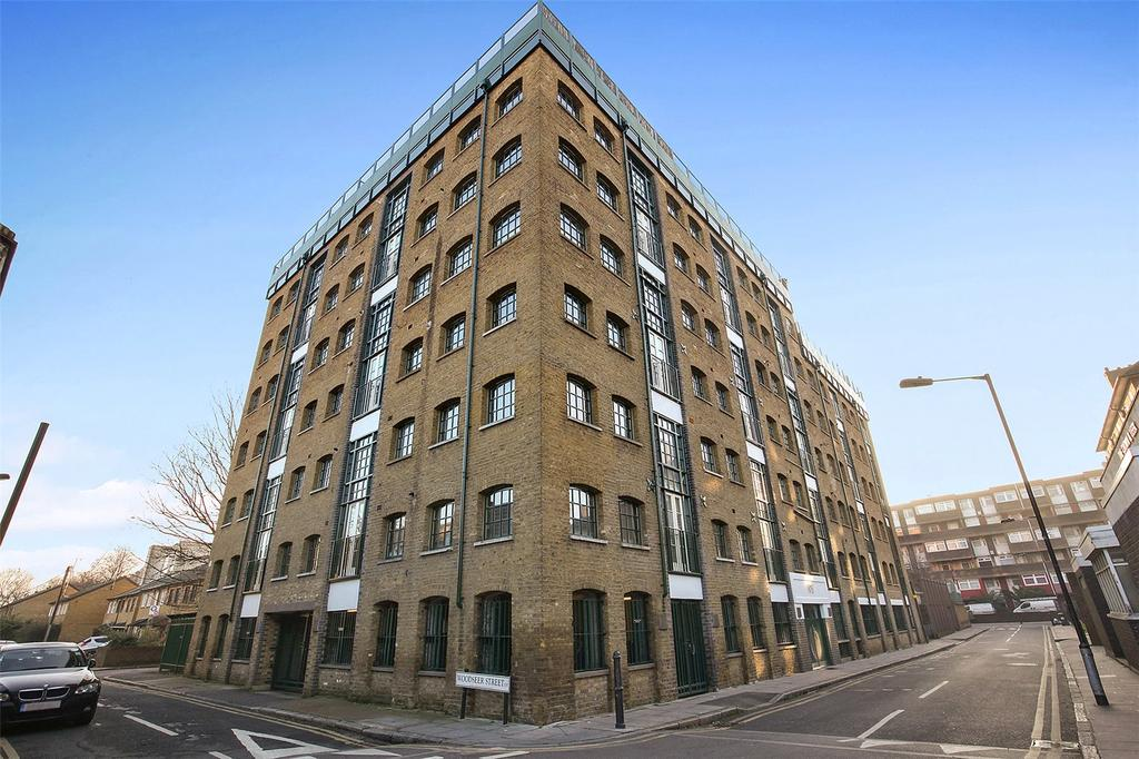 2 Bedrooms Flat for sale in Tannery House, 6 Deal Street, London, E1